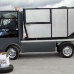 Παράδοση και παρουσίαση του νέου ηλεκτροκίνητου απορριμματοφόρου στην Σκιάθο